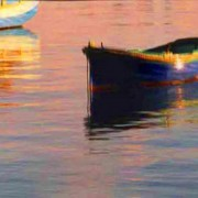 Small boats at Marsaxlokk