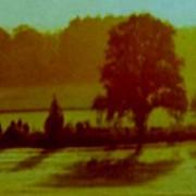 Tree, dusk
