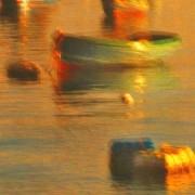 home page thumbnail Gold float, green boat, Malta