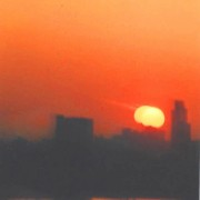 home page thumbnail Sunset across the Thames