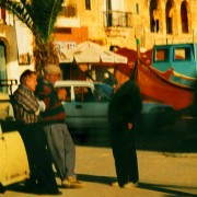 Street gossip, Marsaxlokk