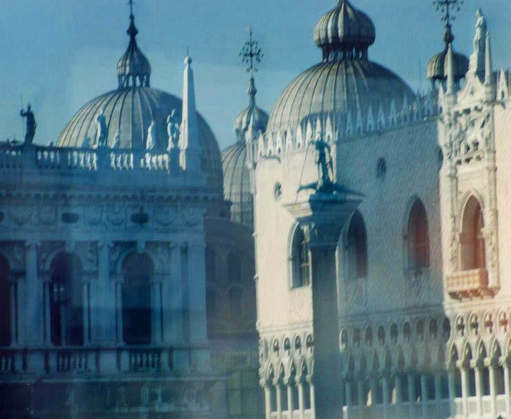 Doge's Palace, St Marks beyond