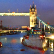 home page thumbnail Tower Bridge, dusk