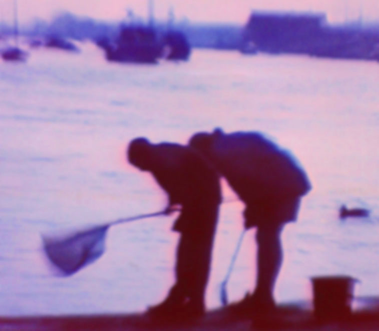 Fishing with nets, Norfolk