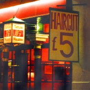 West End pub and barbers