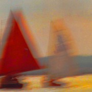 home page thumbnail Pair of sails, yellow sea