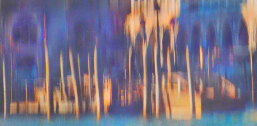 Mooring posts, San Marco