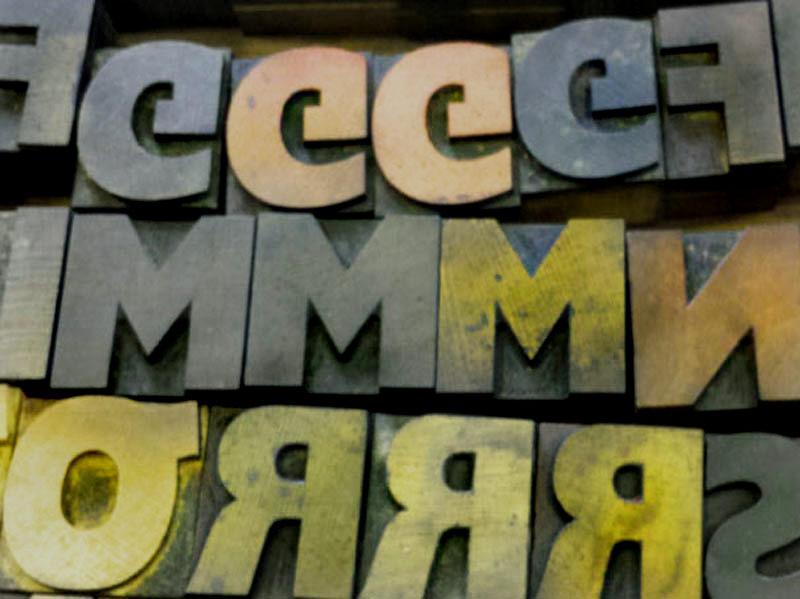 Typecase 20
